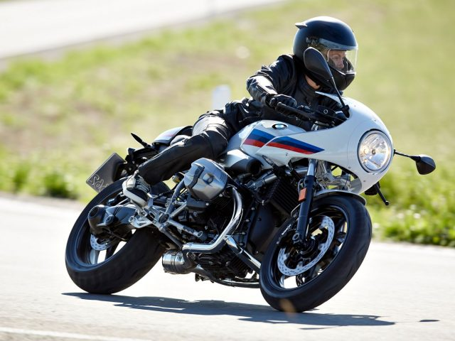 BMW R nine T Racer