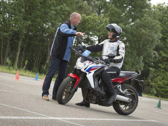Motorrijbewijs halen