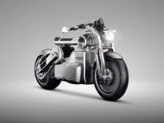Zeus elektrische motorfiets