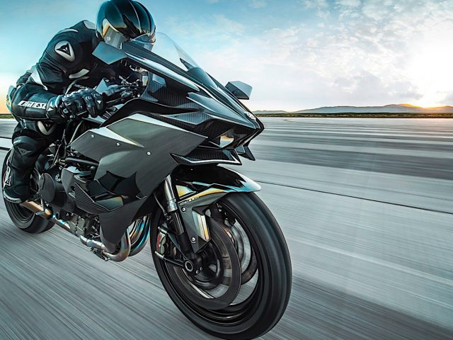 Kawasaki H2R 2018