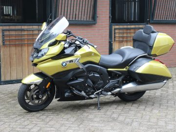 Motortest - BMW K 1600 Grand America