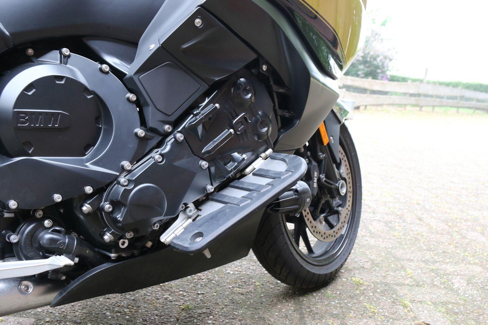 Motortest Bmw K 1600 Grand America Motorrai Nl