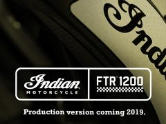 Indian Motorcycle FTR 1200