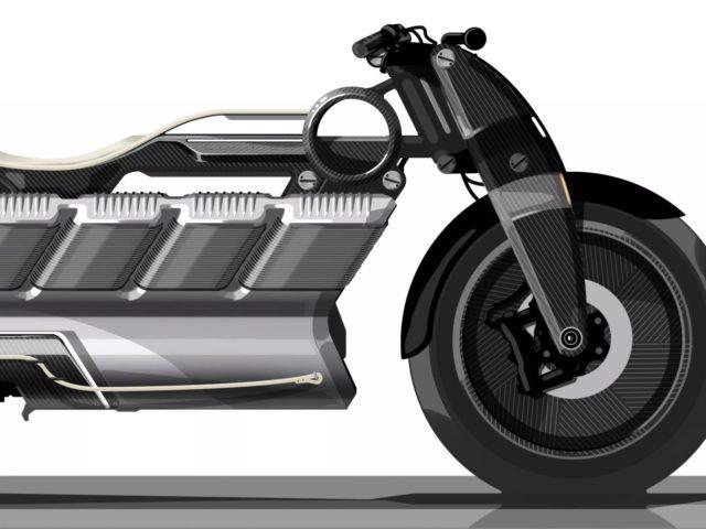 Curtiss Motorcycles Hera