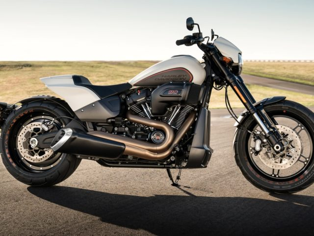 Harley Davidson Fxdr 114 Power Cruiser: Harley-Davidson FXDR 114 2019: Nieuwe Power Cruiser