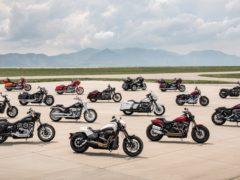 Harley-Davidson Modeljaar 2019