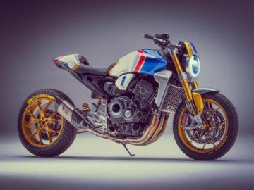 Honda 2018 Glemseck CB1000R