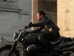 Mission: Impossible, BMW R NineT Scrambler