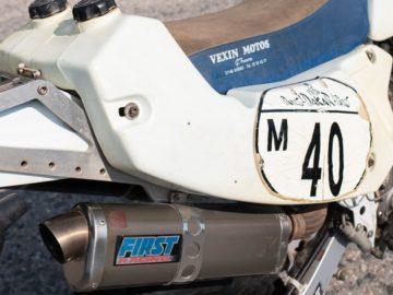 Motoren van toen: Suzuki DR650 Paris-Dakar (1993)