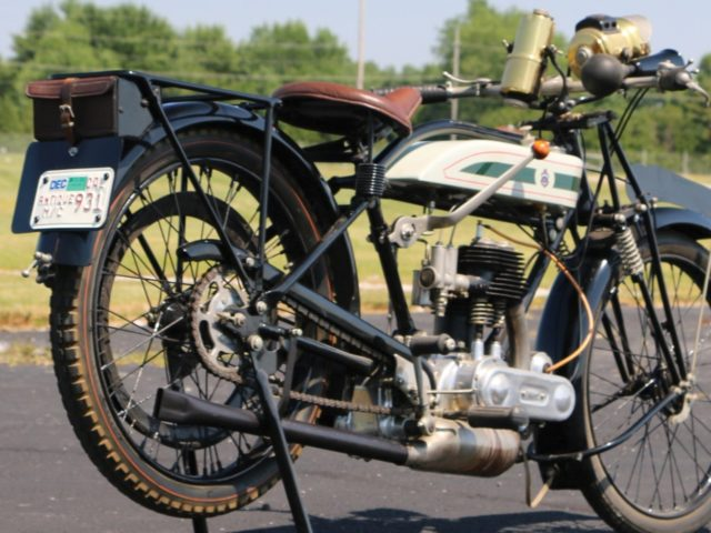 1926 Triumph P 494 - RM Sotheby's