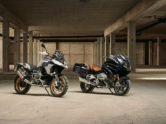 BMW R 1250 GS en BMW R 1250 RT
