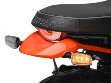 Ducati Scrambler Icon 2019 LED-kniperlichten