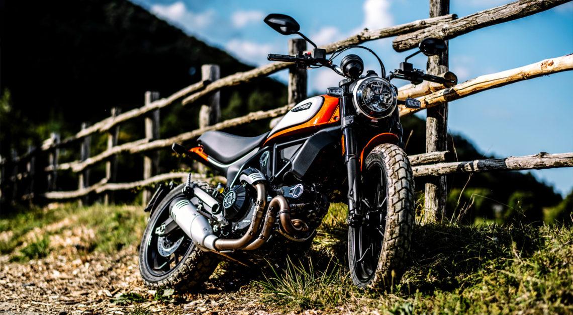 Ducati Scrambler Icon 2019 lifestyle