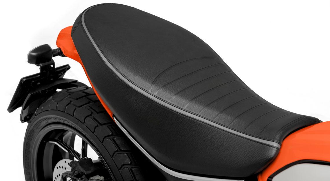 Ducati Scrambler Icon 2019 zadel