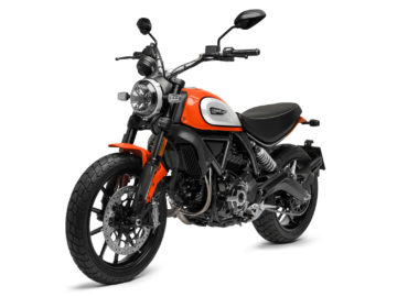 Ducati Scrambler Icon 2019