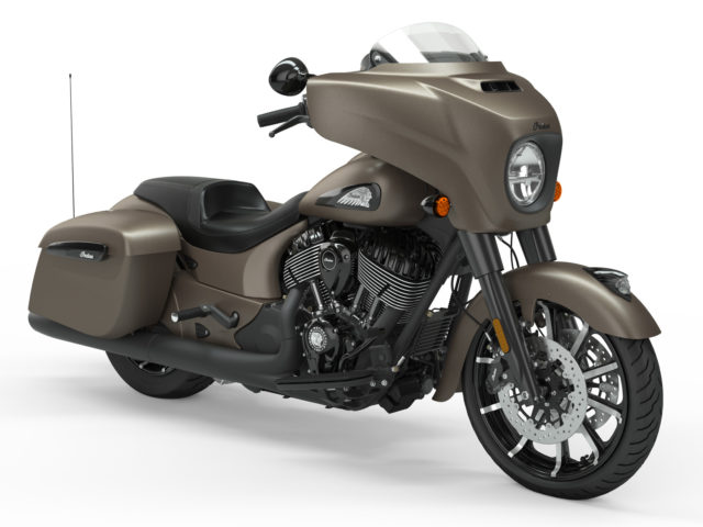 Indian Motorcycle Chieftain 2019 Bronze