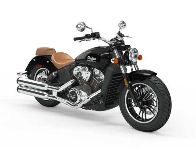 Indian Motorcycle Scout Thunder Black 2019