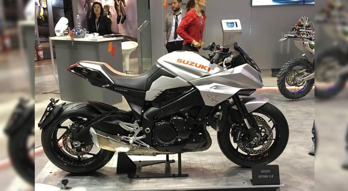 Suzuki Katana Concept
