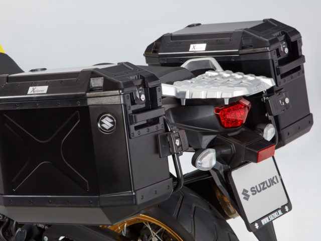 Suzuki V-Strom 650XTA Adventure-Pack zijkofferset
