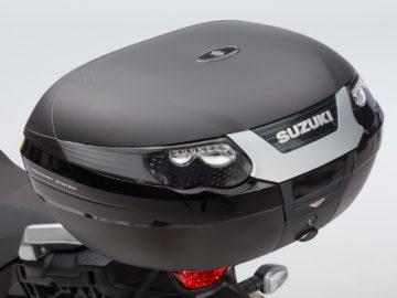 Suzuki V-Strom 650XTA Touring-Pack topkoffer