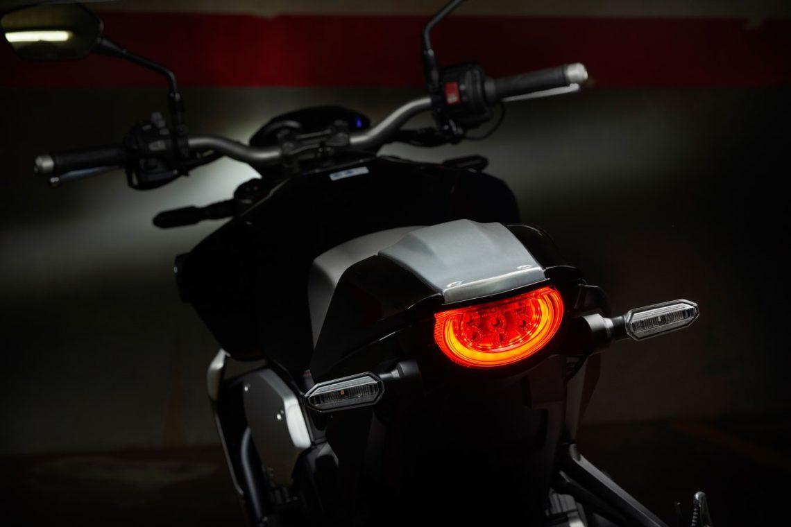 Motorfiets winterklaar maken