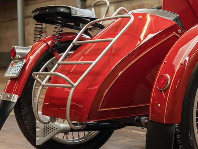 1939 Nimbus 750 Type C Luxus
