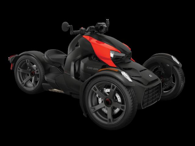 Can-Am Ryker 2019 600-Adrenaline-red