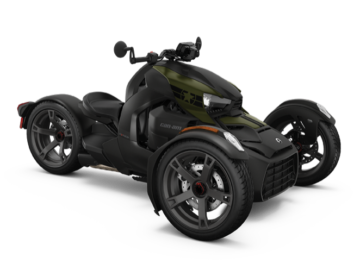 Can-Am Ryker 2019 600-Army-green