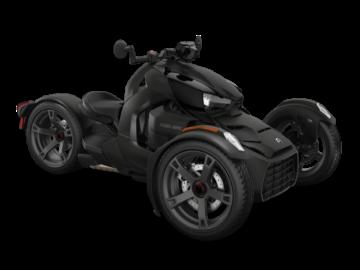 Can-Am Ryker 2019 600-Intens-black