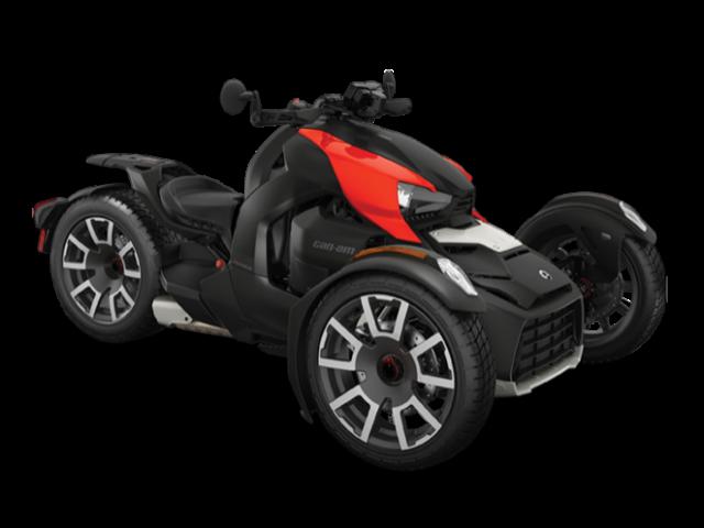 Can-Am Ryker 2019 900R-Adrenaline-red