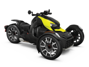 Can-Am Ryker 2019 900R-Electric-yellow