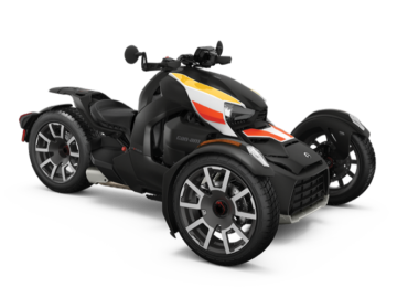 Can-Am Ryker 2019 900R-Heritage-white