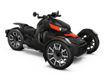 Can-Am Ryker 2019 900R-Midnight-red