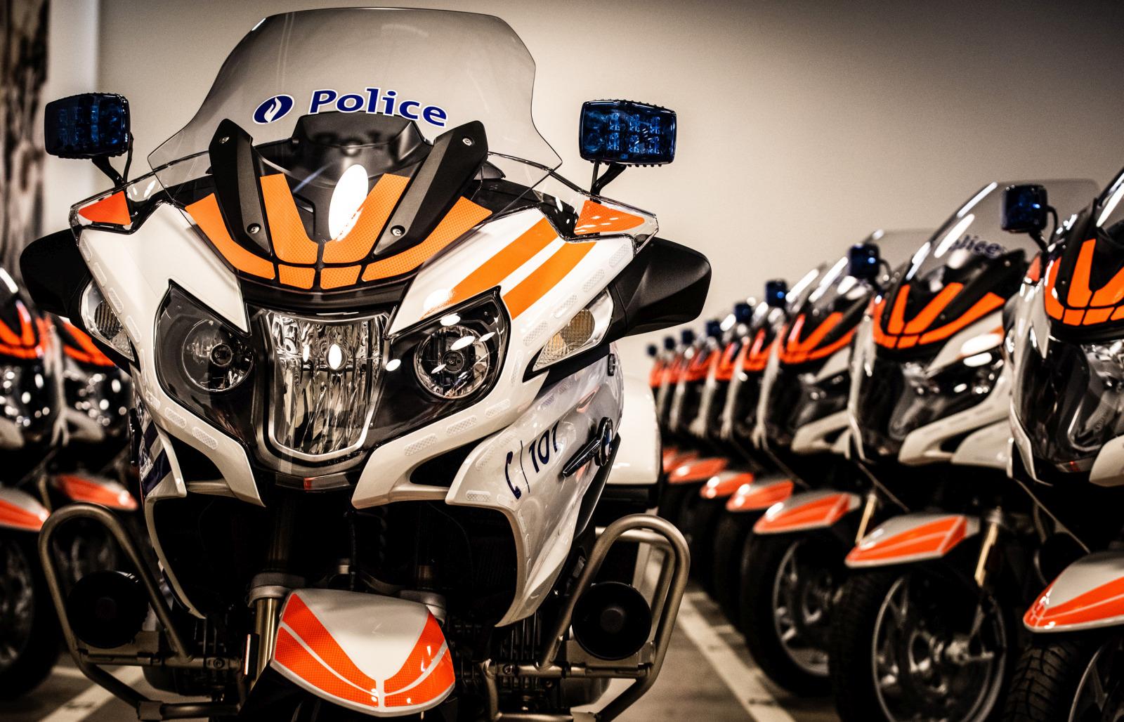Belgische federale politie kiest voor BMW R 1200 RT