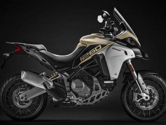 Ducati Multistrada 1260 Enduro MY19
