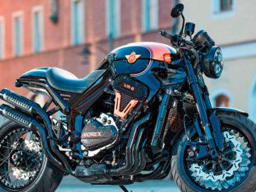 HOREX VR6 Black Edition