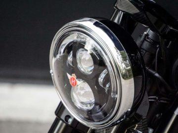 HOREX VR6 RAW LED headlight