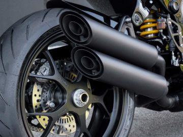 HOREX VR6 RAW exhaust