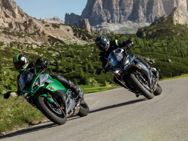 kawasaki lanceert 2019 voor de z1000x motorrai kawasaki. Black Bedroom Furniture Sets. Home Design Ideas