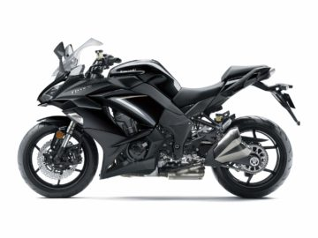 Kawasaki Z1000SX 2019 Metallic Spark Black