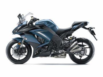 Kawasaki Z1000SX 2019 Stormcloud Blue