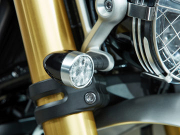 Triumph Scrambler 1200 XC en de Triumph Scrambler 1200 XE - Accessoires
