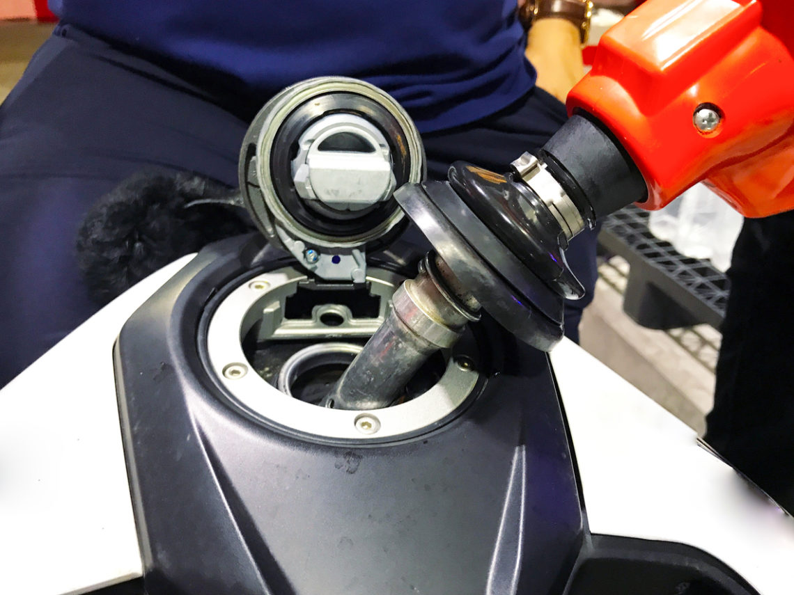 Motor winterklaar maken