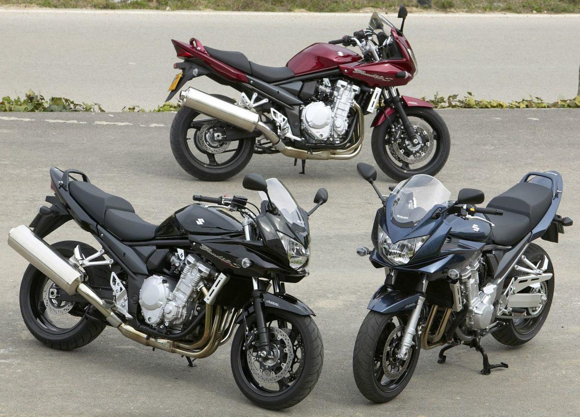 Suzuki koestert oudere motorfietsen