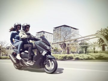 Yamaha Urban Mobility Scooters 2019
