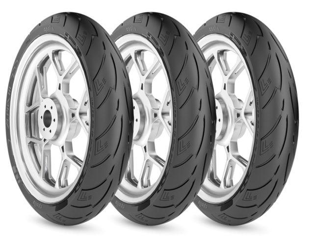 Apollo Alpha-H2 tyres 2019