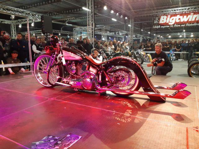 Bigtwin Custom Bikeshow & Expo 2018