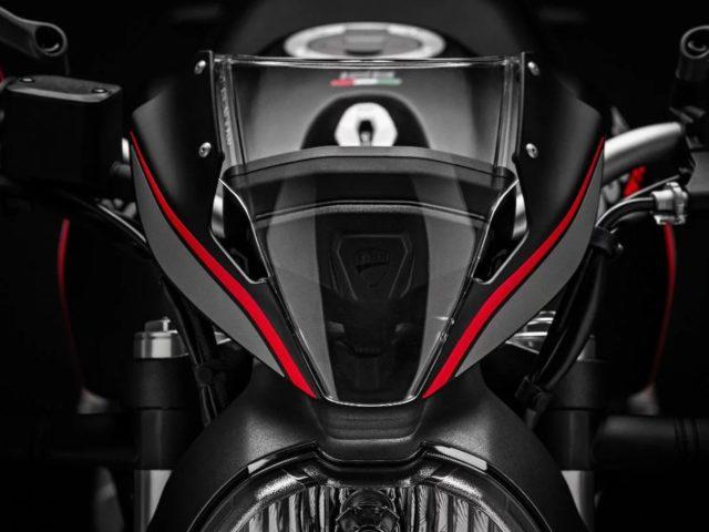 Ducati Monster 821 Stealth 2019