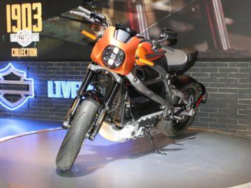 Harley-Davidson LiveWire 2019