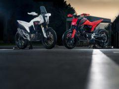 EICMA 2018: Honda CB125X en CB125M zijn stoere concepts